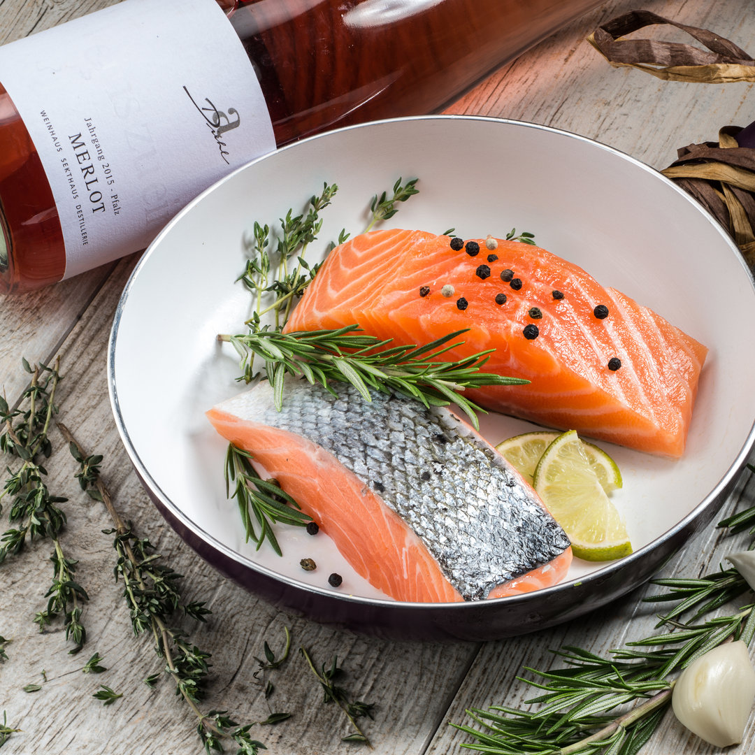 Schottischer Lachs Label Rouge
